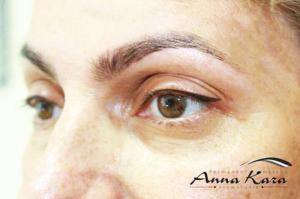 eyebrows shape permanent