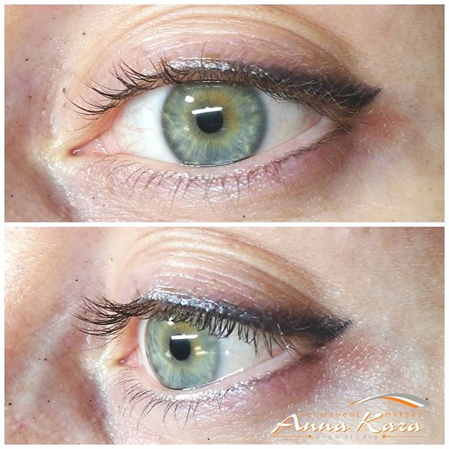Permanent makeup eyeliner shade permanent makeup san diego for Best eyebrow tattoo san diego