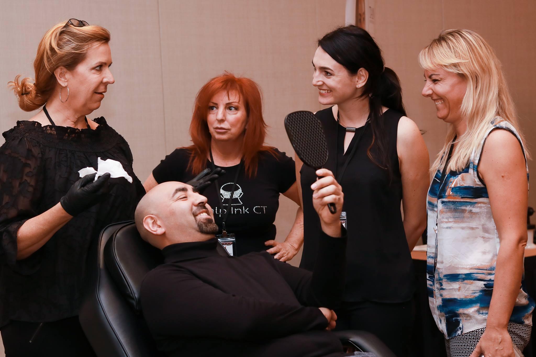 scalp micropigmentation in San Diego