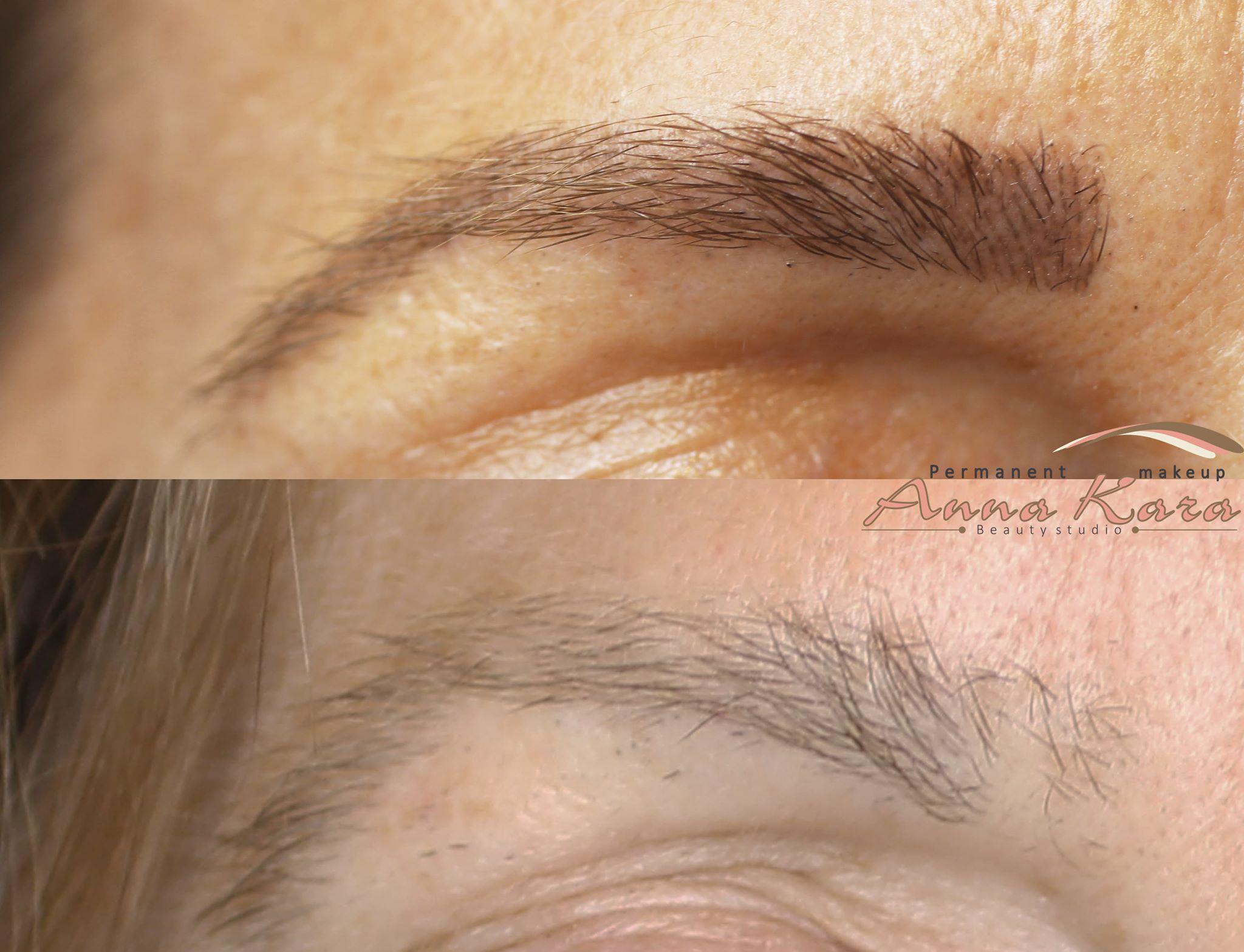 Microblading San Diego - Unique Eyebrows Microblading By