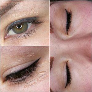 Permanent Eyeliner Painless Permanent Makeup San Diego